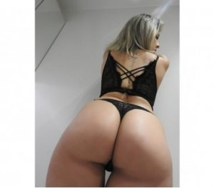 Analy van escorts personals El Sobrante